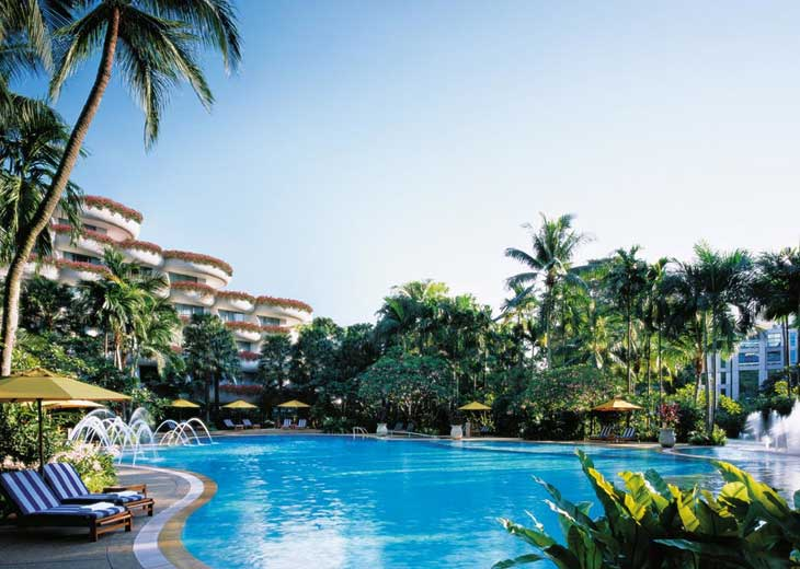 Cheap Holiday And Hotel Deals At Shangri La Hotel Singapore With