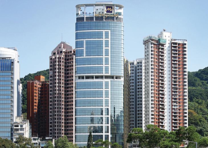 Metropark Hotel Causeway Bay Hong Kong - TripAdvisor