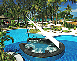 Holiday Inn Phuket Pool 2