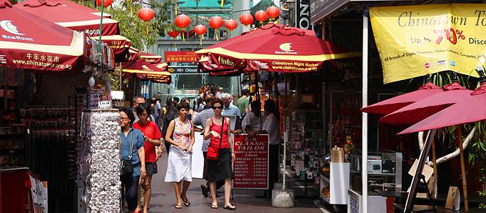 Singapore City Lifestyle & Culture Guide - netflights.com