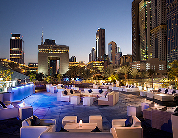 Jumeirah Emirates Towers Terrace