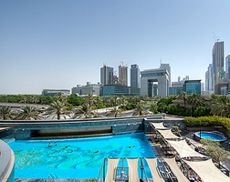 Jumeirah Emirates Towers Pool