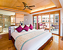 Centara Grand Beach Resort Phuket Accommodation