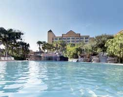 Radisson Resort Orlando Celebration Pool