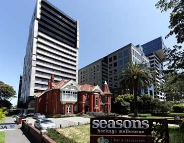Seasons Heritage Melbourne
