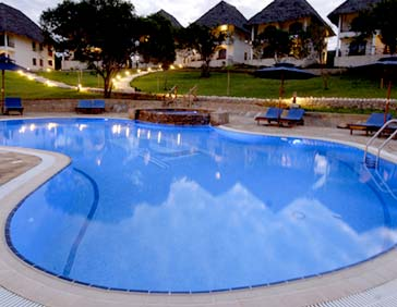 Bluebay Beach Resort Pool