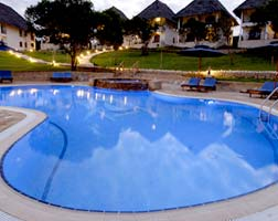 Bluebay Beach Resort & Spa Pool
