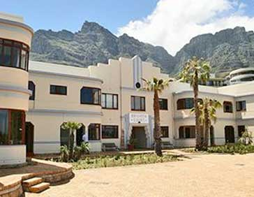 Camps Bay Resort, Cape Town