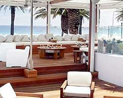 Camps Bay Resort Bar