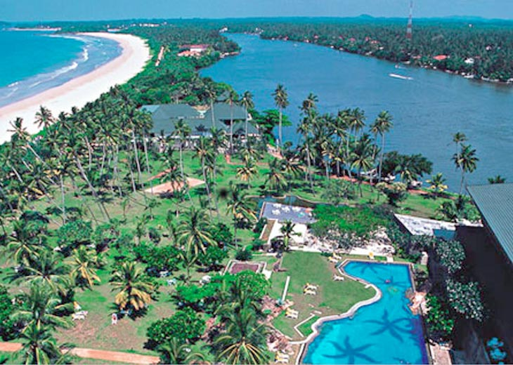 Bentota Sri Lanka  city pictures gallery : Bentota Beach Hotel, Sri Lanka | Netflights.com
