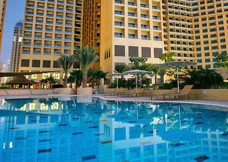 Amwaj rotana jumeirah beach dubai uae for Dubai 5 star hotels rates