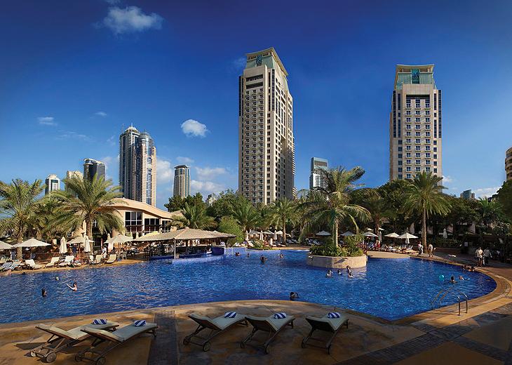 ОАЭ, отель  Habtoor Grand Resort & Spa 5*