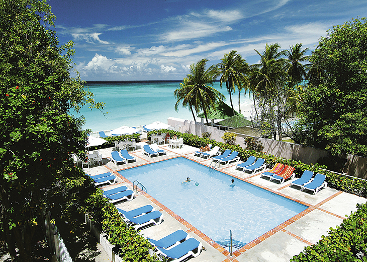 Erfly Beach Hotel Barbados The Best Beaches In World