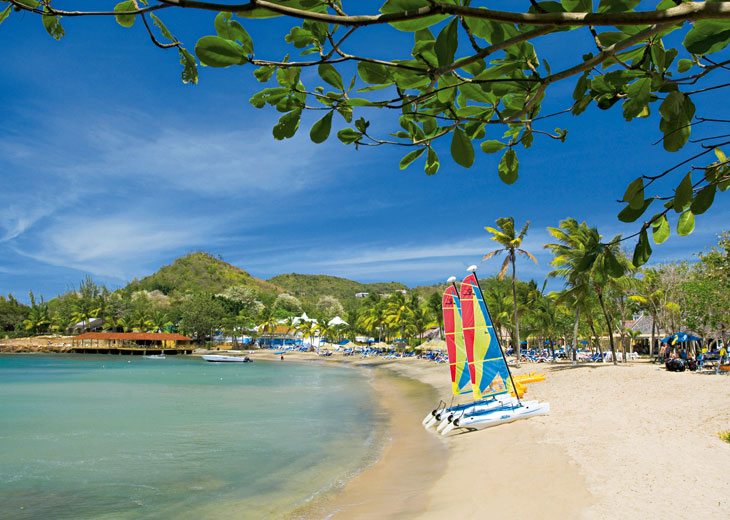 Cheap Holiday Deals At Smugglers Cove St Lucia With