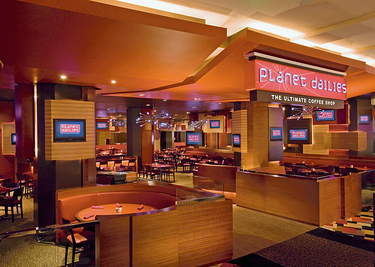 Cheap holiday and hotel deals at Planet Hollywood, Las Vegas