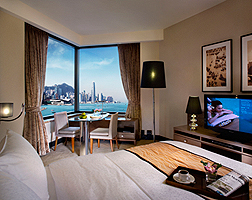 Harbour Grand HK 03 Deluxe Room