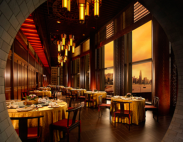 Harbour Grand HK 08 Restaurant