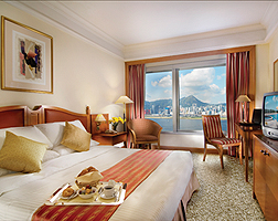 Harbour Plaza North Point, Hong Kong, Superior Room