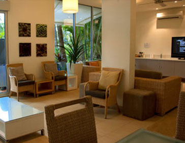 Whitsundays Apartments Lounge
