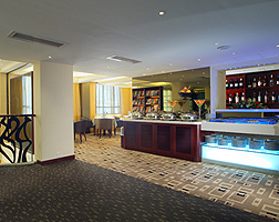 Metropark Kowloon 02 Club Lounge