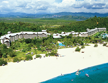 Cheap Holiday Deals At Shangri La Tanjung Aru Borneo With