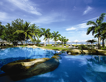 Shangri La Rasa Ria Resort_04_Pool