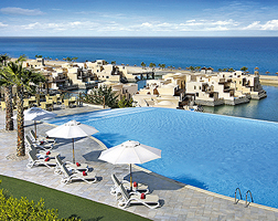 The Cove Rotana Pool