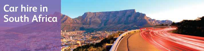 Cheap Car Hire in South Africa