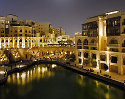 The Palace Downtown Dubai Evening