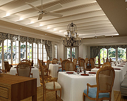 The Maritim Hotel_04_Restaurant