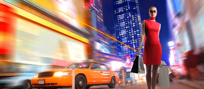 New York and Dubai Shopping trips with Netflights