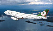 Bangkok Eva Air