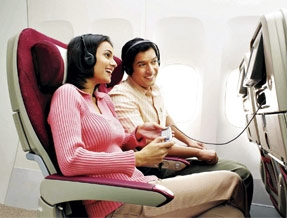 Jet Airways Economy Class Flights