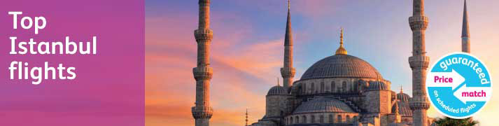 Cheap flights to Istanbul