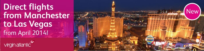 Virgin flights to Las Vegas