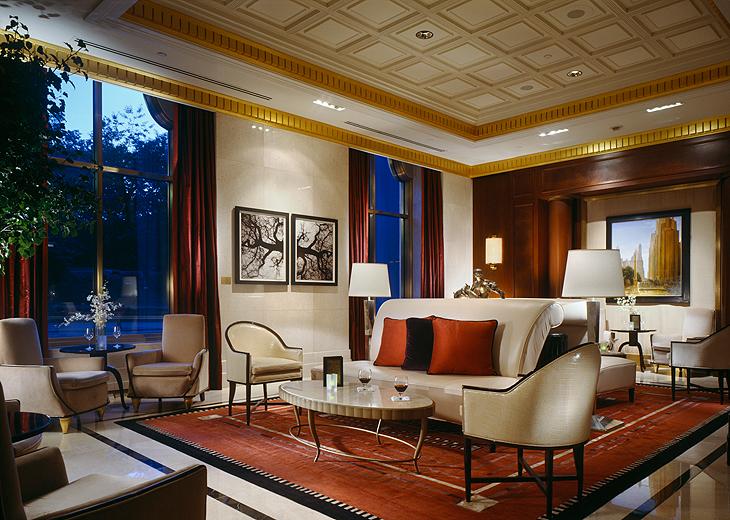 Wellington Hotel Intercontinental Renovated Rooms