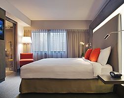 Novotel Times Square Room - stylish and modern