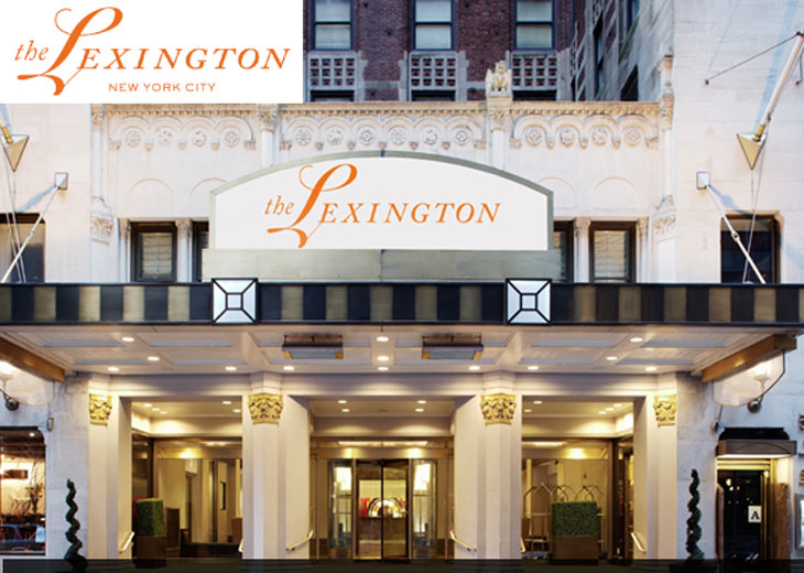 cheap holiday deals at the lexington hotel new york with. Black Bedroom Furniture Sets. Home Design Ideas