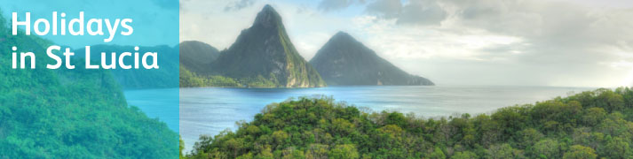 Holidays in St Lucia with Netflights.com