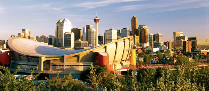Alberta travel guide - Calgary