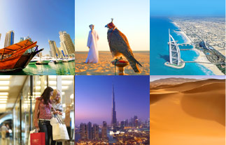 Dubai tourist board