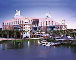 Disney Swan and Dolphin 01 Exterior 1