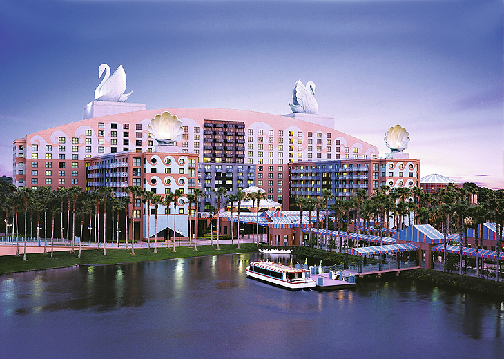 Cheap Holiday Deals At Walt Disney World Swan And Dolphin Orlando With Netflights Com