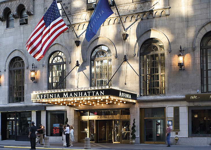 cheap holiday deals at manhattan nyc an affinia hotel new york with