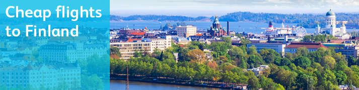 Finland Cheap Flights