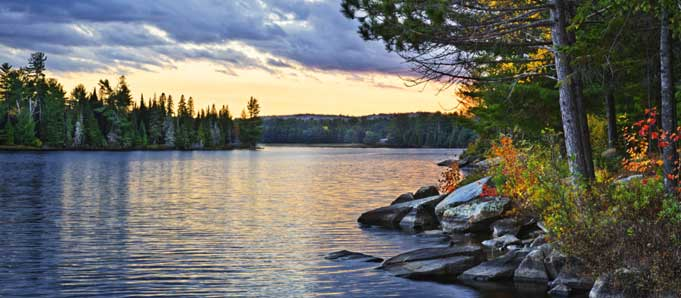 Ontario travel guide - Algonquin National Park