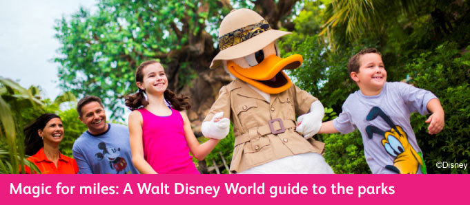 Walt Disney World Park Guide Animal Kingdom