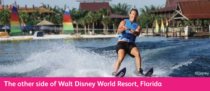 More To Do At Disney Water Skining
