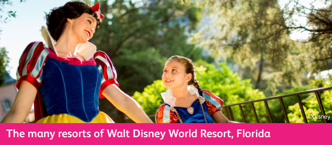 Disney Resorts Guide - Magical Kingdom