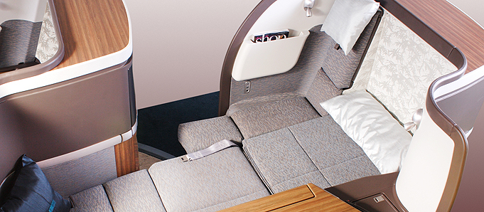 Cathay Pacific 03 First Class